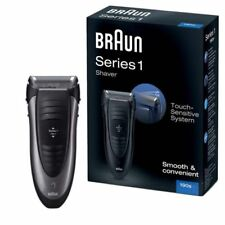 Braun 190S Rechargeable Cordless NiMh Mens Handheld Electric Shaver Black