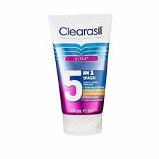 Clearasil Ultra 5in1 Wash 150ml