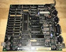 1984 Apple Macintosh originali 128K M0001 Mac Scheda madre di riparazione o la visualizzazione solo