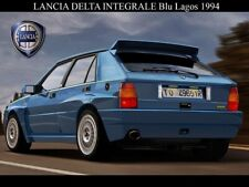 A3 LANCIA DELTA HF INTEGRALE 16V EVO Advert Poster Brochure Art Picture!