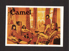 Camel Andrew Latimer Vintage 1983 Pop Rock Music Card from Spain #40