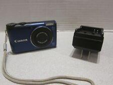 Canon PowerShot A2200 HD 14.1MP Digital Camera 1GB memory Blue