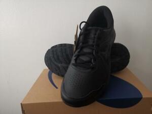 New! Mens Asics Gel Contend SL Walking Shoes Sneakers -  Wide - Black