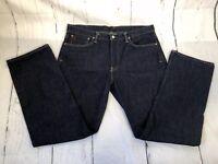 POLO Ralph Lauren Mens VINTAGE 67 Wash Denim Jeans 36x32 Mint