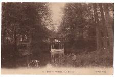 CPA 77 - LIZY SUR OURCQ (Seine et Marne) - 11. Les Vannes - Ed. Baron