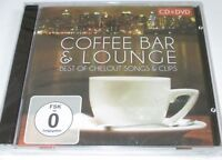 Coffee Bar & Lounge - Chillout Songs & Clips - DVD + CD/NEU/OVP/Album