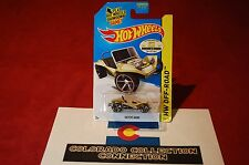 Hot Wheels - Meyers Manx - 2014 HW Off-Road - 114/250 1:64 Gold