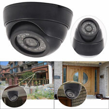 US1200 TVL Night Vision 24 IR LED Dome Metal Outdoor Indoor CCTV Security Camera