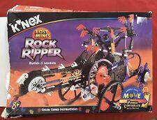 Knex Lost Mines Rock Ripper,13130.