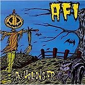 AFI - All Hallow's EP CD (1999) Punk Goth Nitro Records