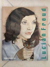 LUCIAN FREUD dipinti e opere su carta 1940 - 1991 mondadori