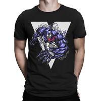 Venom Comics Art T-Shirt, Marvel Tee, Men's Women's All Sizes