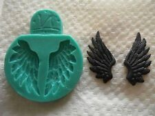 Silicone Mould WINGS – DOMOZETOV Sugarcraft Cake Decorating Fondant / fimo mold