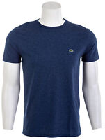 LACOSTE Pima Cotton Short-Sleeve Crew Neck T-Shirt