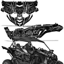 Yamaha YXZ1000R Side by Side Graphic Kit Decal Wrap YXZ 1000 R SXS UTV HAVOC SLV