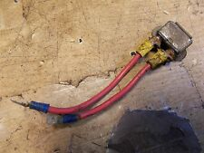 1981 Kawasaki KZ1100 KZ 1100 Electrical Part w/ wiring