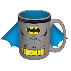 Batman - Character Caped 15 oz. Ceramic Mug