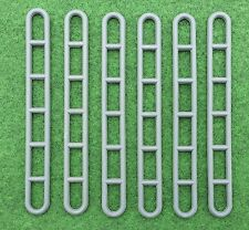 "12 rubber ladder straps 8"" long AWNING TENT MOTORHOME CARAVAN CAMPER VAN TENT RV"