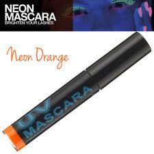 Stargazer Makeup Neon UV Fine Streak Hair Mascara Wash Out Instantly - Orange