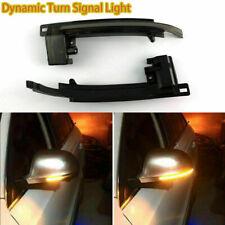 Dynamic LED Side Turn Signal Light Indicator For Audi A3 A4 S4 RS4 B8 (B8.5) A5