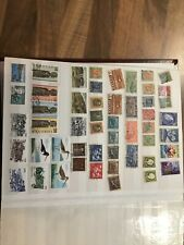 Iceland Stamps: Vintage Mint and Used Rare lot #1z