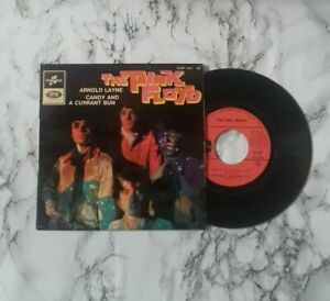 "The Pink Floyd Arnold Layne Candy and a currant bun Columbia 7"" 45 giri"