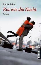 Rot wie die Nacht von Daniel Zahno (2011, Taschenbuch) UNGELESEN