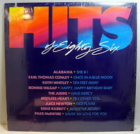 HITS of EIGHTY SIX / Judds, Alabama & Other Country Artists ** Sealed LP (1987)