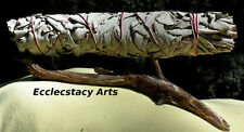 "California White Sage Smudge Bundle Incense Large-Herb Wand 8""- 9"" Long -1 pcs"