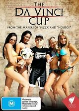 The Da Vinci Cup - From The Makers Of Housos And Pizza (DVD)  Region Free