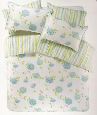 CHRYSANTHEMUM Queen Size Doona/Quilt Cover Set 4 Pillowcases 225TC BNew