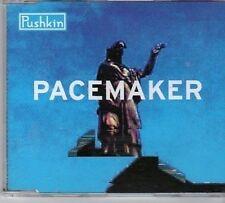 (CY433) Pushkin, Pacemaker - 2001 DJ CD