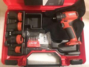 Hilti SFE 2-A12 Mehrfach-Bohrschrauber, Akku- Schrauber NEU im Gerätekoffer