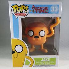 Jake - VAULTED/RETIRED - Adventure Time #33 Funko Pop! Vinyl + CASE