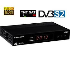 SAGEM sagemcom DS81HD Décodeur satellite TNTSAT HD