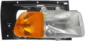 For Sterling Truck A9500 Passenger Right Heavy Duty Headlight Dorman 888-5301