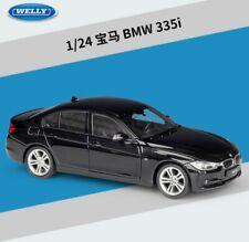 Welly 1 24 BMW 535i Diecast Model Car Black