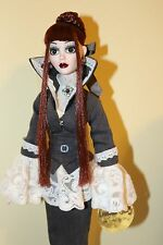 Evangeline Ghastly Dead Silent,Tonner doll,Wilde Imagination