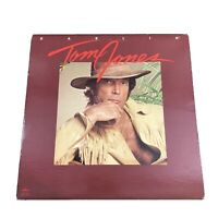 TOM JONES DARLIN' Mercury SRM-1-4010 Vinyl LP 33 Vocal Pop Album EX Stereo 1981