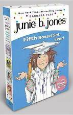 NEW Junie B. Jones's Fifth Boxed Set Ever! (Books 17-20) by Barbara Park