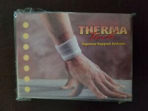 Nikken Therma Tech Wrist Wrap - medium NEW SEALED