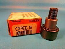 Timken Crsbe 16 Eccentric Stud Track Roller 1 Roller Diameter Hex Hole End