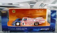 Porsche 956L #8, Joest Racing, LeMans 1986, 1/43, neuwertig