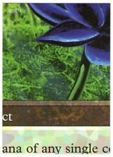 MTG 1 X PIECE FIVE OF 9 FOR BLACK LOTUS QUEST PUZZLE OVERSIZED