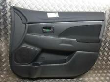 Mitsubishi ASX 2016 To 2017 Front Door Card RH Driver Side O/S+WARRANTY