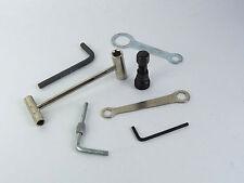 Campagnolo Bike tool set eldi Crank Extractor pedal wrench Brake Allen 7mm & 3.5