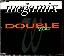 DOUBLE YOU - MEGAMIX - MAXI CD [1576]