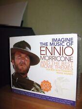 IMAGINE THE MUSIC OF ENNIO MORRICONE BOX 5 CD NUOVO sped tracciabile gratis