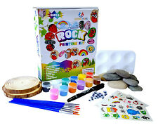 New Golden Years Rock Painting Kit, Arts and Crafts for Kids