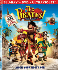 The Pirates!: Band of Misfits [New Blu-ray] With DVD, UV/HD Digital Copy, Wide